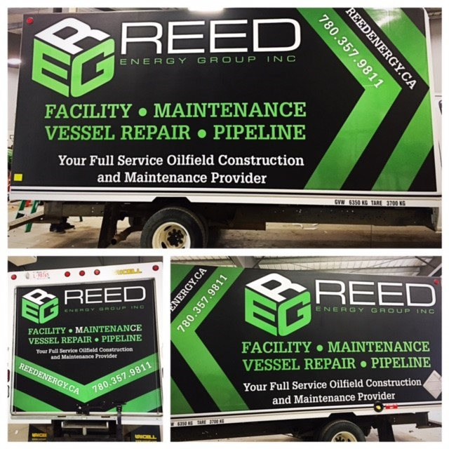 Reed Decals