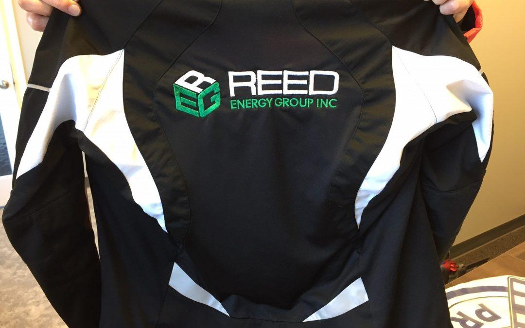 Reed Energy Group Jacket